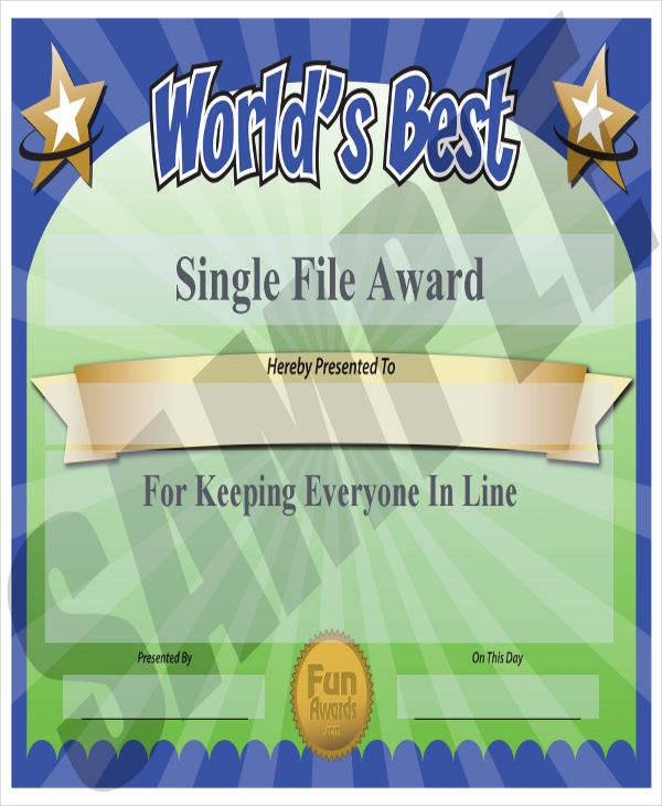 teacher appreciation award certificate2