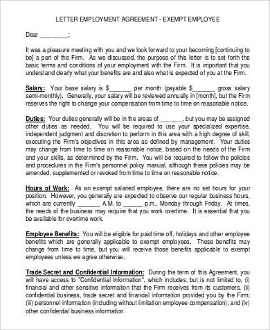 termination of employment agreement letter1
