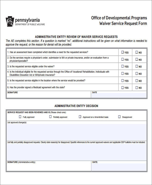 Pre-Requisite Co-Requisite Waiver Request Form - Activity