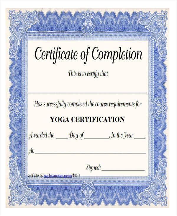 yoga teacher training certificate1