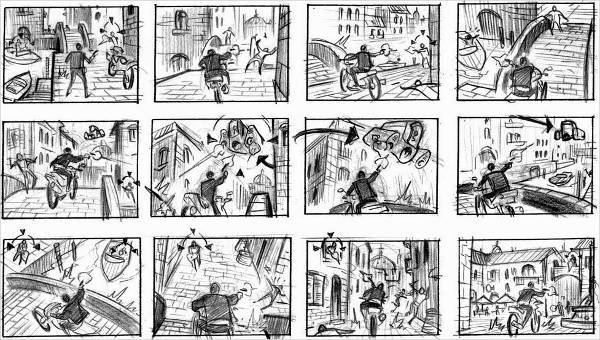 7+ Movie Storyboard – Free Sample, Example, Format Download