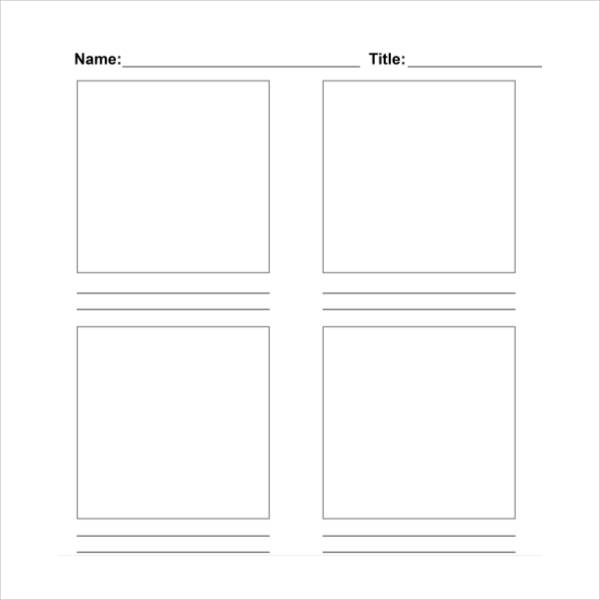 33 free storyboard samples pdf doc sample templates for Storyboard template app