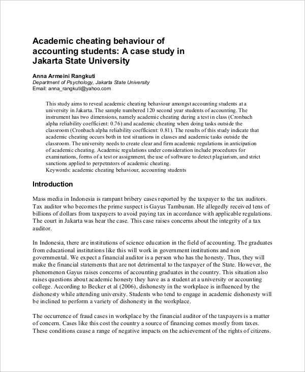 academic cheating research2