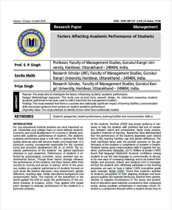 thesis study habits academic performance Poor study habits can develop without notice over time let's examine 10 of the more common poor study habits and how to fix them for improved academic performance while the answer isn't always clear, one thing remains certain: poor study habits negatively impact academic performance.