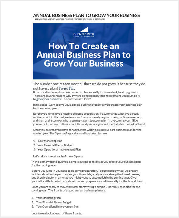 annual business2