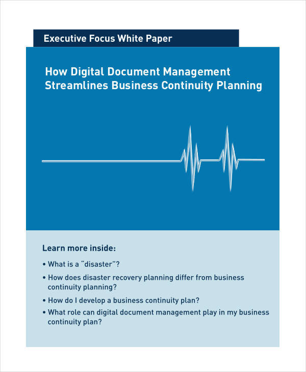 business white papers