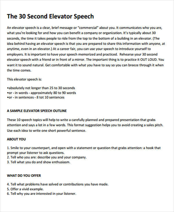 How to Write a Speech   step by step help Pinterest