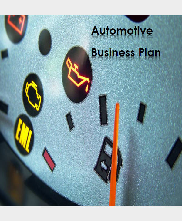 car dealership plan
