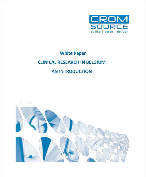 research white paper