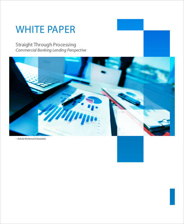 commercial banking white paper1