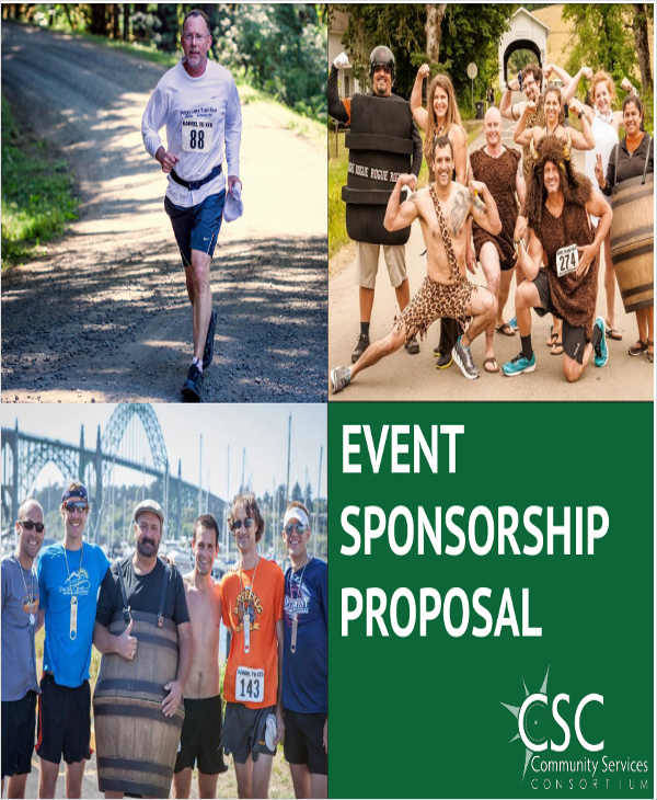 community event sponsorship proposal