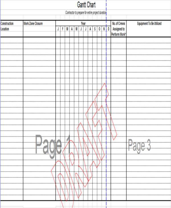 construction gantt chart2