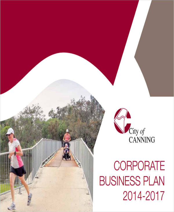 corporate sales business plan