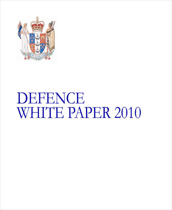 defence acquisition white paper