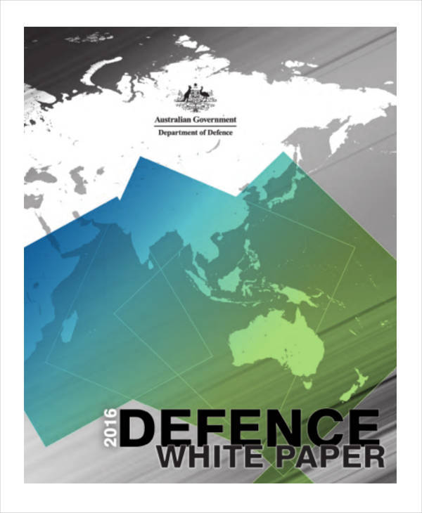 defense department white paper1