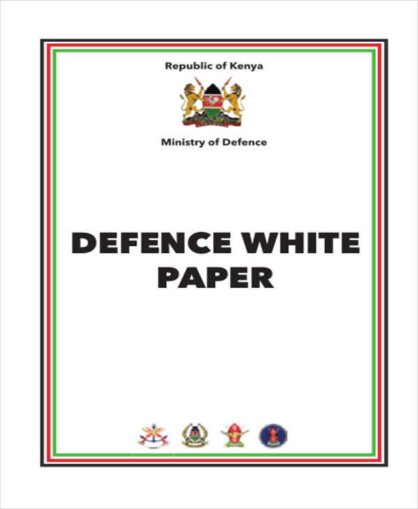defense forces white paper1