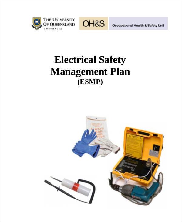 electrical safe work