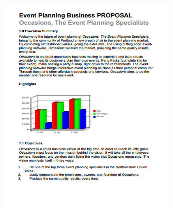event planning business proposal1
