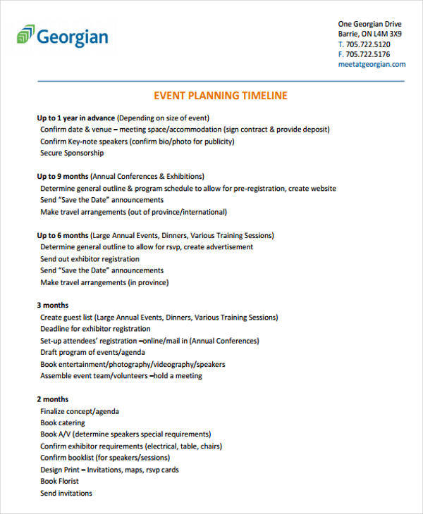 event planning4
