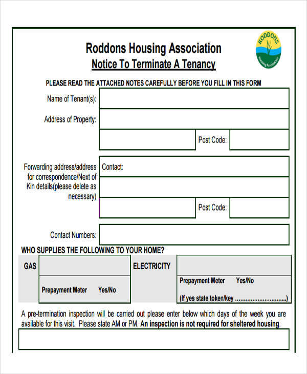 eviction of council tenant notice2