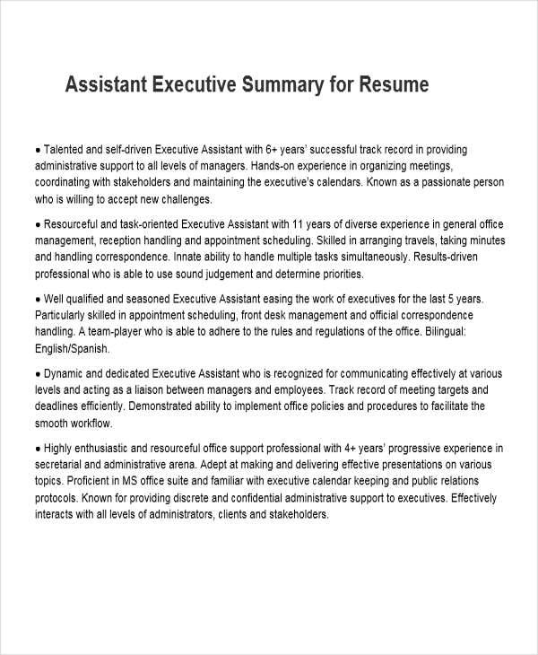 Resume Exles For Executives Teachengus. Resume. Sle Executive Resumes At Quickblog.org