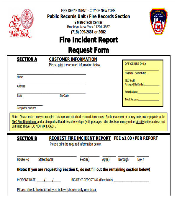 fire department incident report1