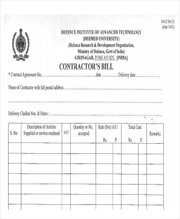 general contractor bill1