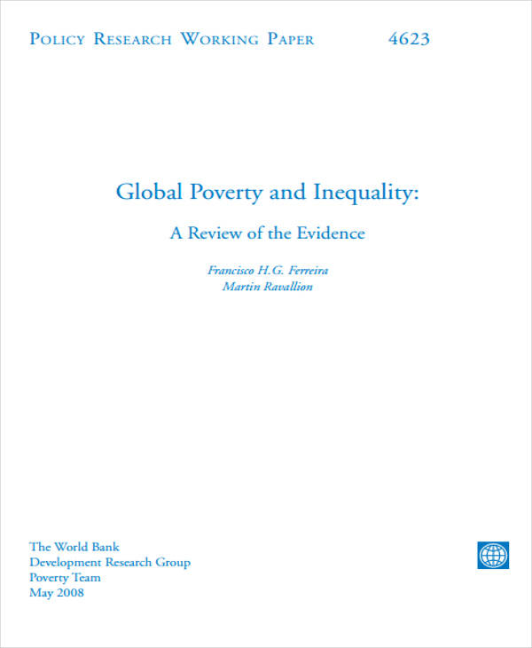 global poverty research