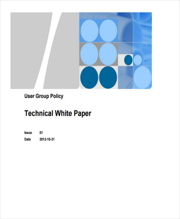 group policy white paper