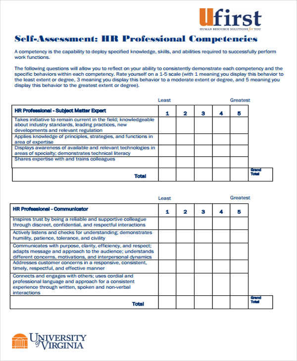 hr competency