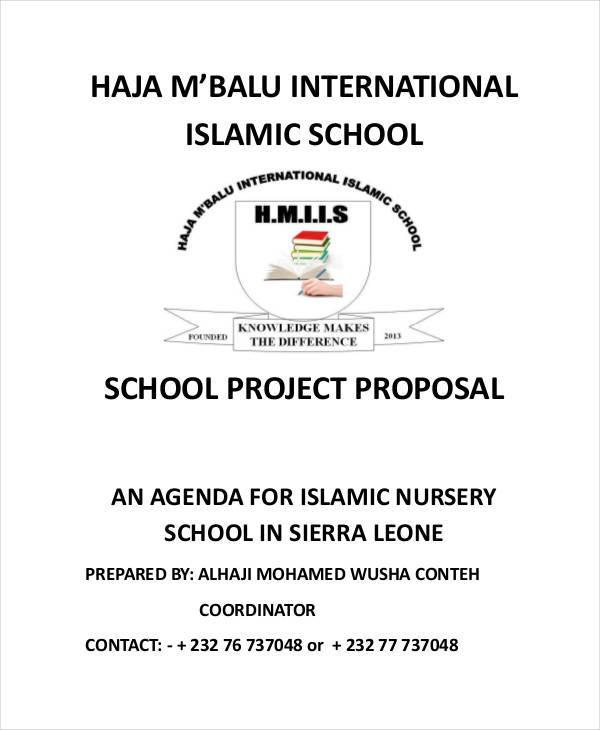 international school project