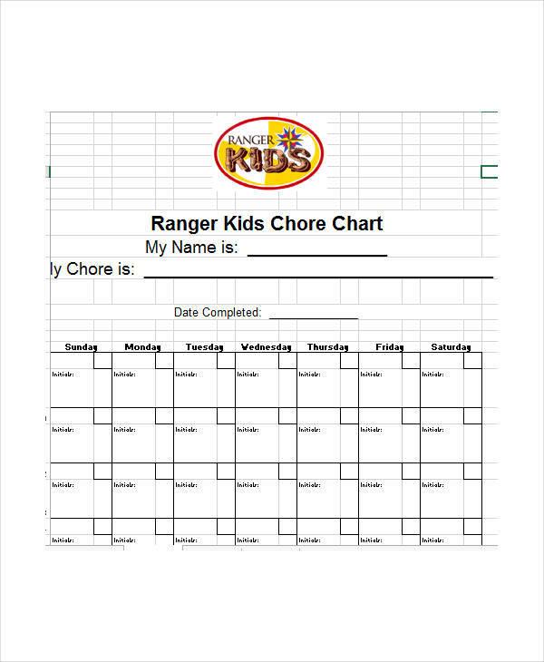 kids chore chart1