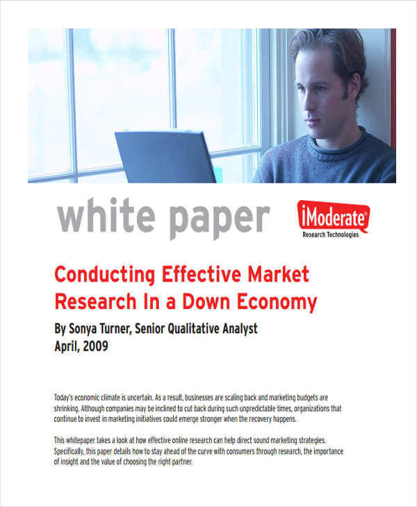 secondary market research white papers Secondary research s econdary market research secondary market research is a product manager charged with preparing a backgrounder or white paper on whether.