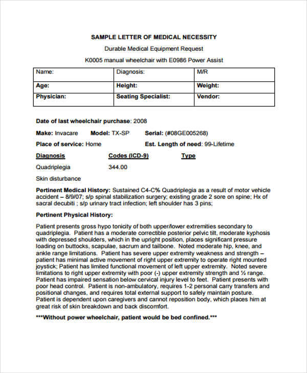 29 Requisition Letter Formats PDF DOC