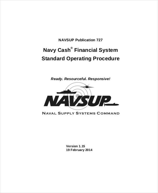 navy cash