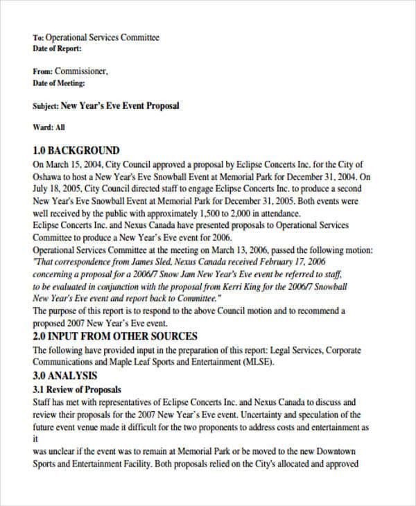 2 Download Contoh Proposal Usaha Lengkap Pdf