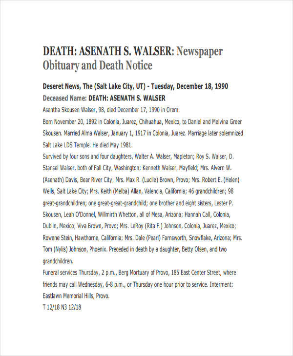 newspaper death obituary1