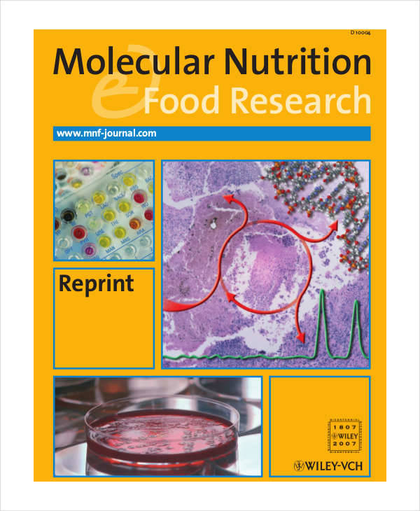 food nutrition research papers