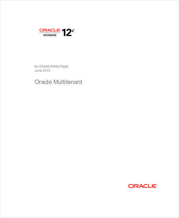 oracle multitenant white paper1