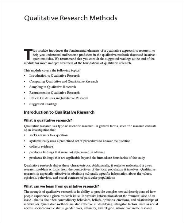 Write my example of quantitative research paper