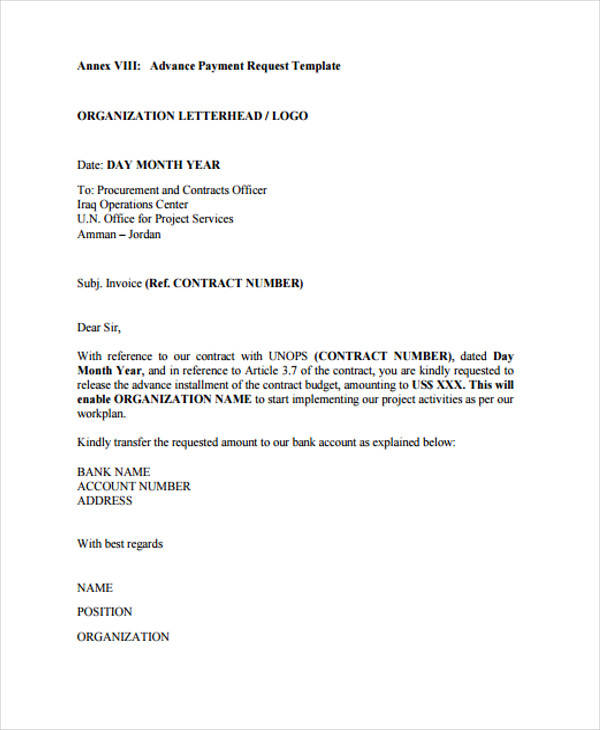 Salary Certificate Request Letter. 1250021 Image Break-Up Of
