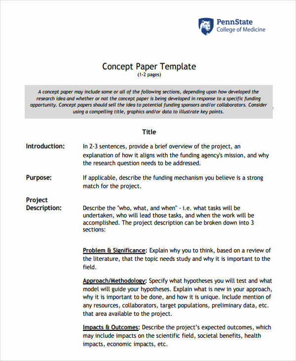 21 Research Paper Outlines | Sample Templates