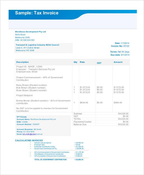 sample tax invoice1
