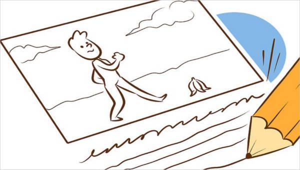 5 Downloadable Script Storyboard Samples Templates In PDF