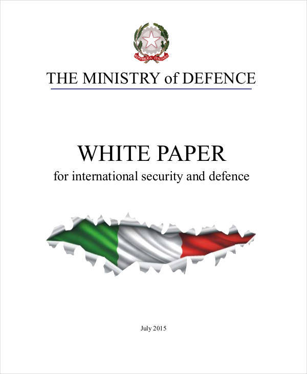 security defence white paper1