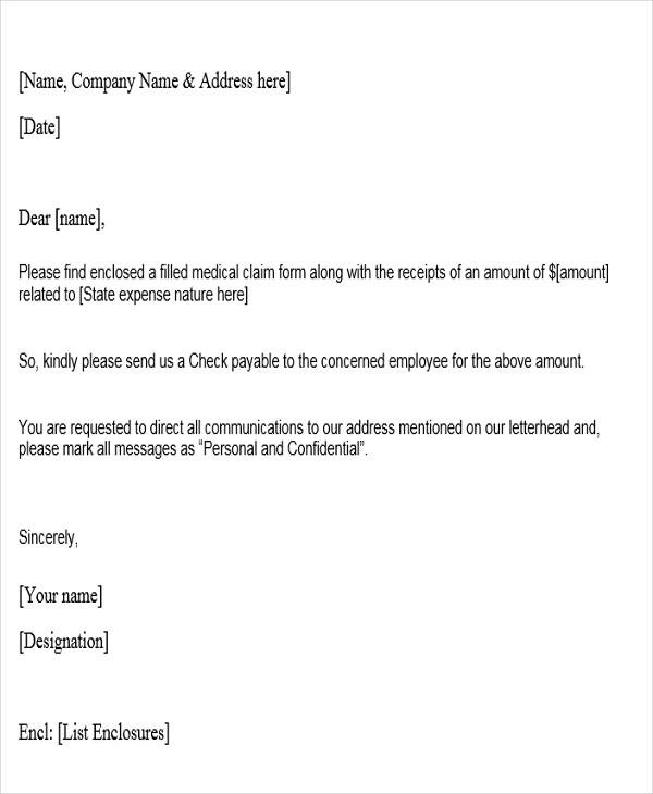 how to write a request for service letter