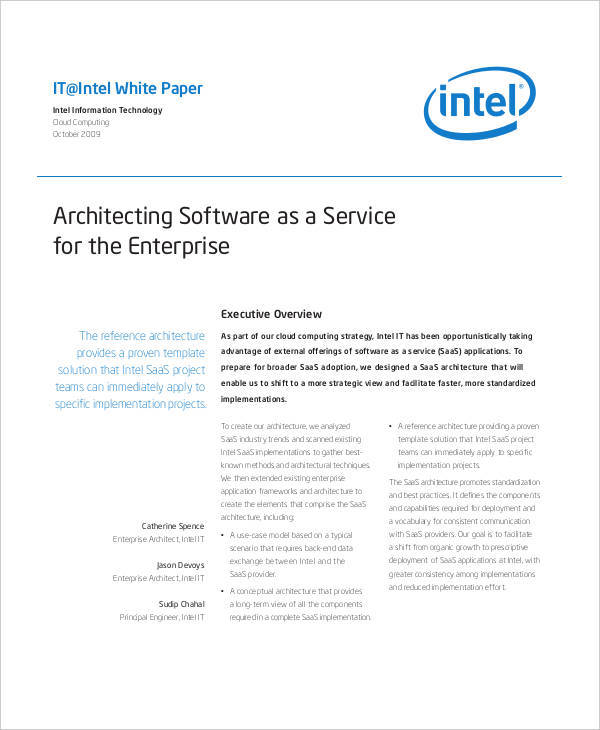 research paper software architecture Architecture calls for papers (cfp) for international conferences, workshops, meetings, seminars, events, journals and book chapters.