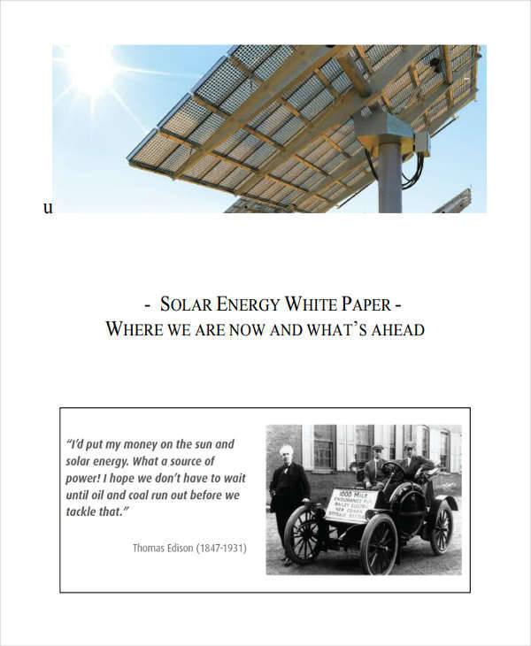 solar energy white paper4