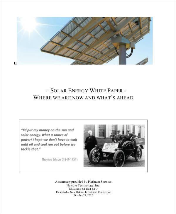 solar energy white paper5