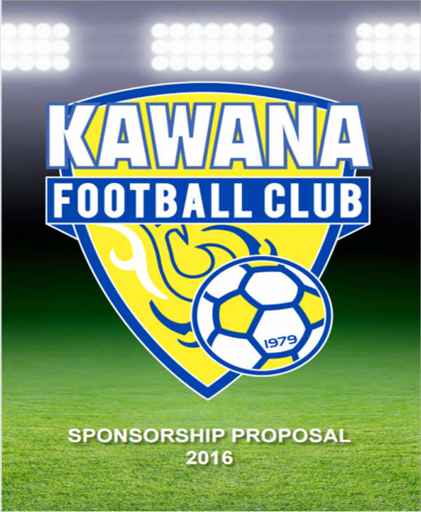 sports event sponsorship proposal
